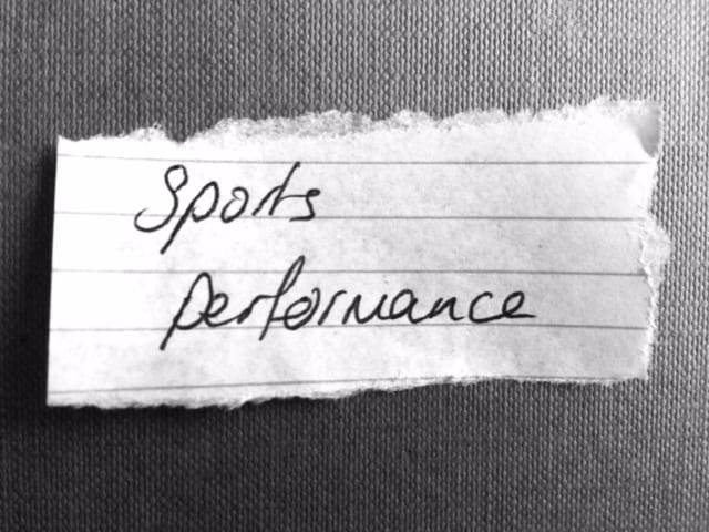 Frances Brown hypnotherapy helps with sports performance