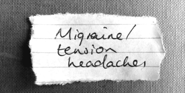 Migraine Tension