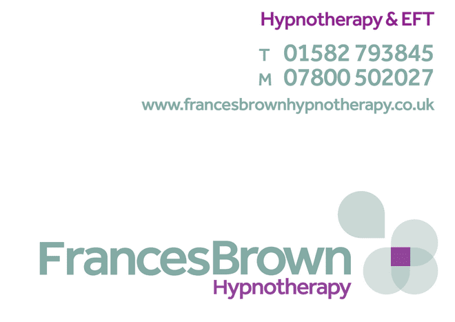Frances Brown Hypnotherapy